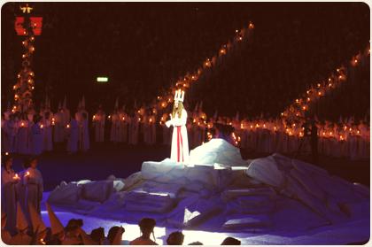Lucia Globen 2011