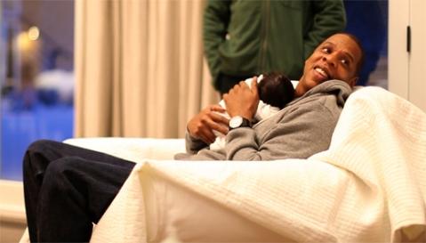 Beyonce Jay-Z Blue Ivy Carter