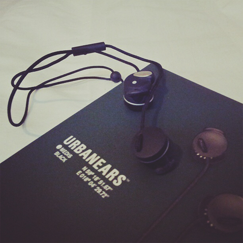 Urbanears Media headphones