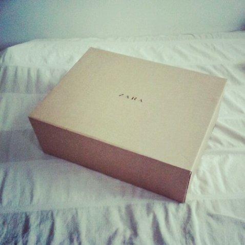 Zara package