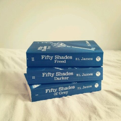 Fifty Shades Triology by EL James