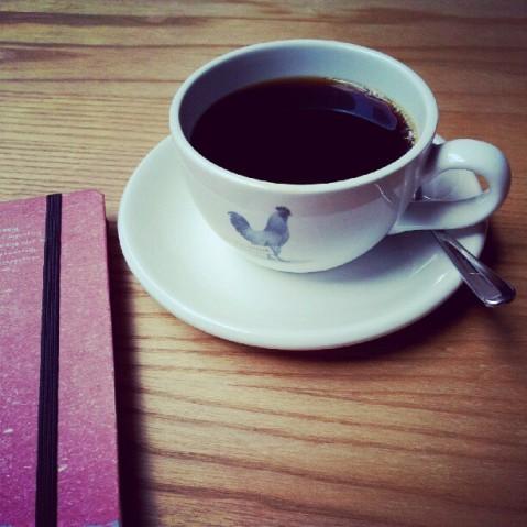 Coffee at Egoïste