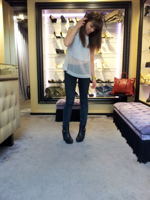 Stella McCartney Valencia ankle boots