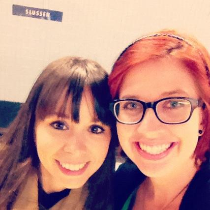 Tina and Lydia