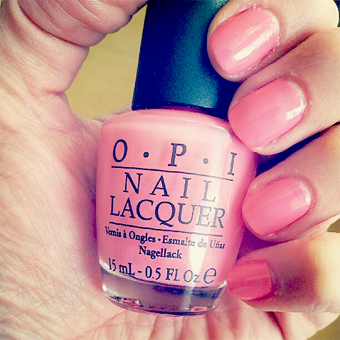 Elephantastic pink by OPI