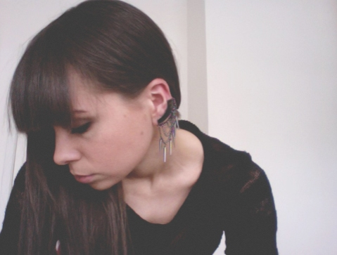 Studded earring